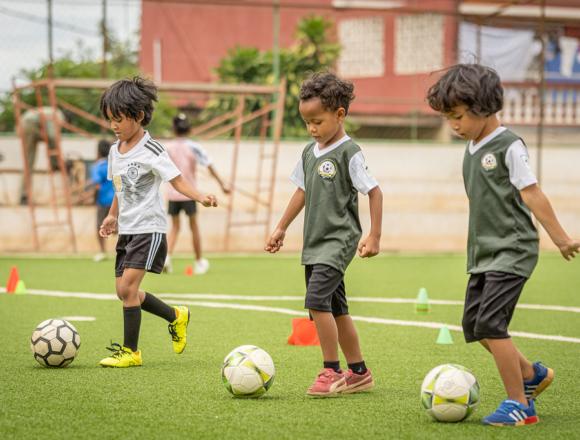 FootBall pour les enfants